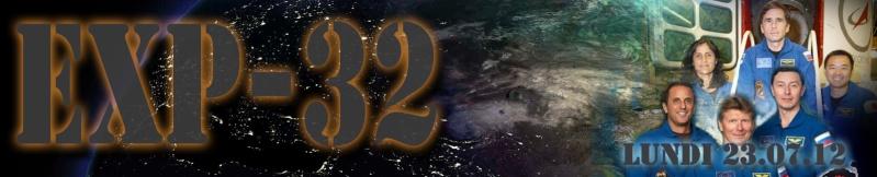 ISS Expédition 32: Déroulement de la mission. Souche89