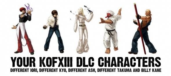 [CONSOLES HD] The King of Fighters XIII Dlckof10