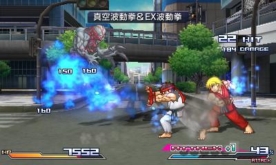 Capcom Cross-over Projec10