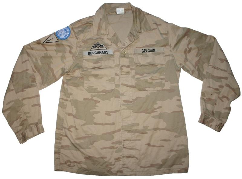 DESERT camouflage uniform Img_0529