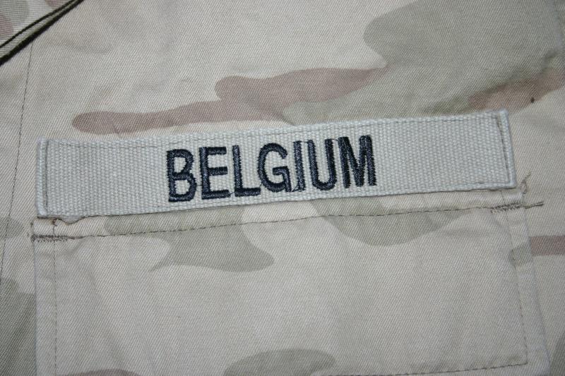 DESERT camouflage uniform Img_0532