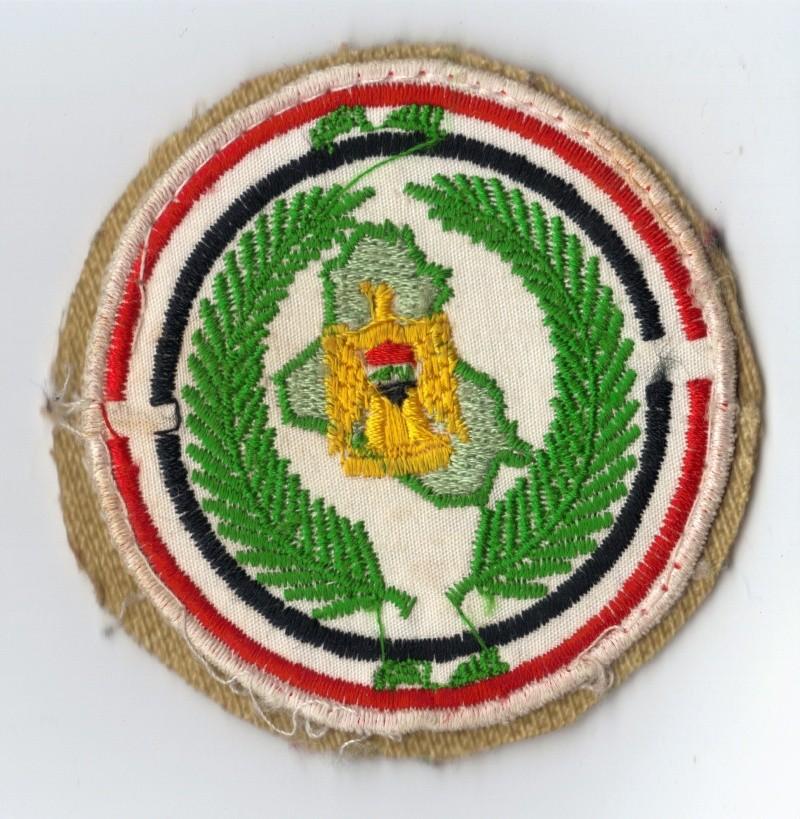 Unknown Iraqi patch Iraqi_10