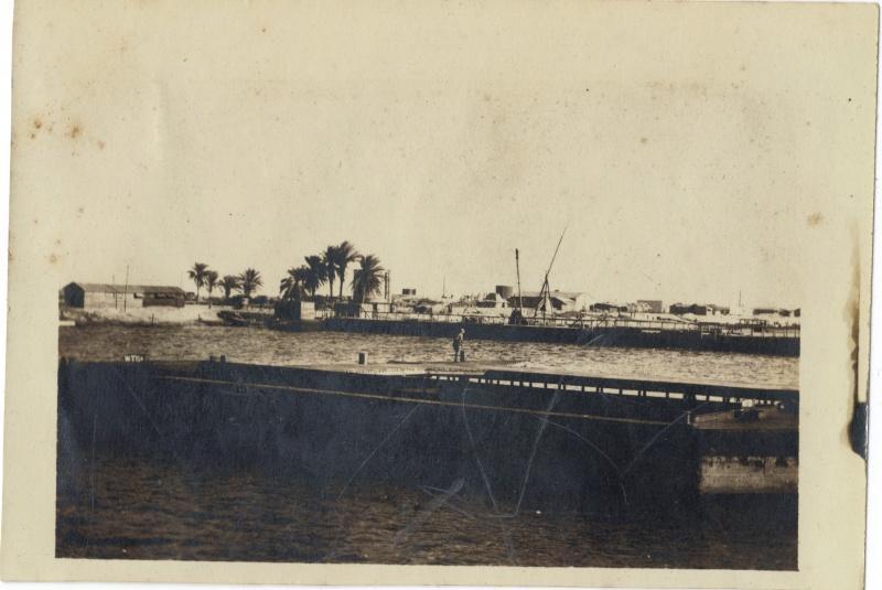 Album photos d'un soldat britannique en Egypte, Palestine, Syrie (,..) en 1918 Pontoo10