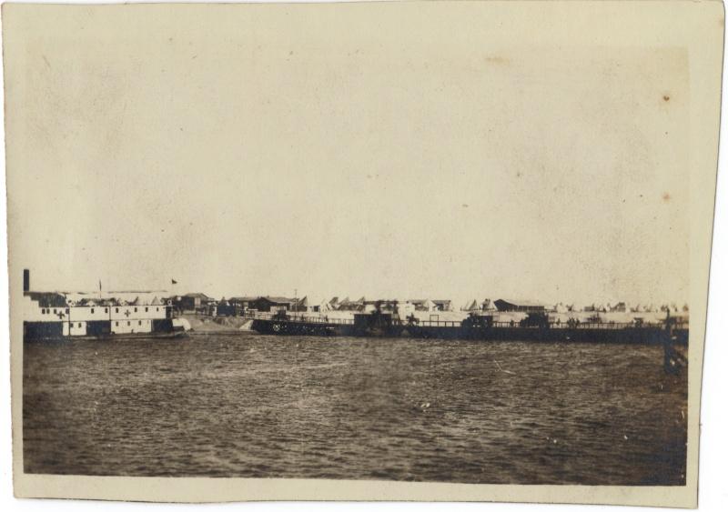 Album photos d'un soldat britannique en Egypte, Palestine, Syrie (,..) en 1918 Pontoo11