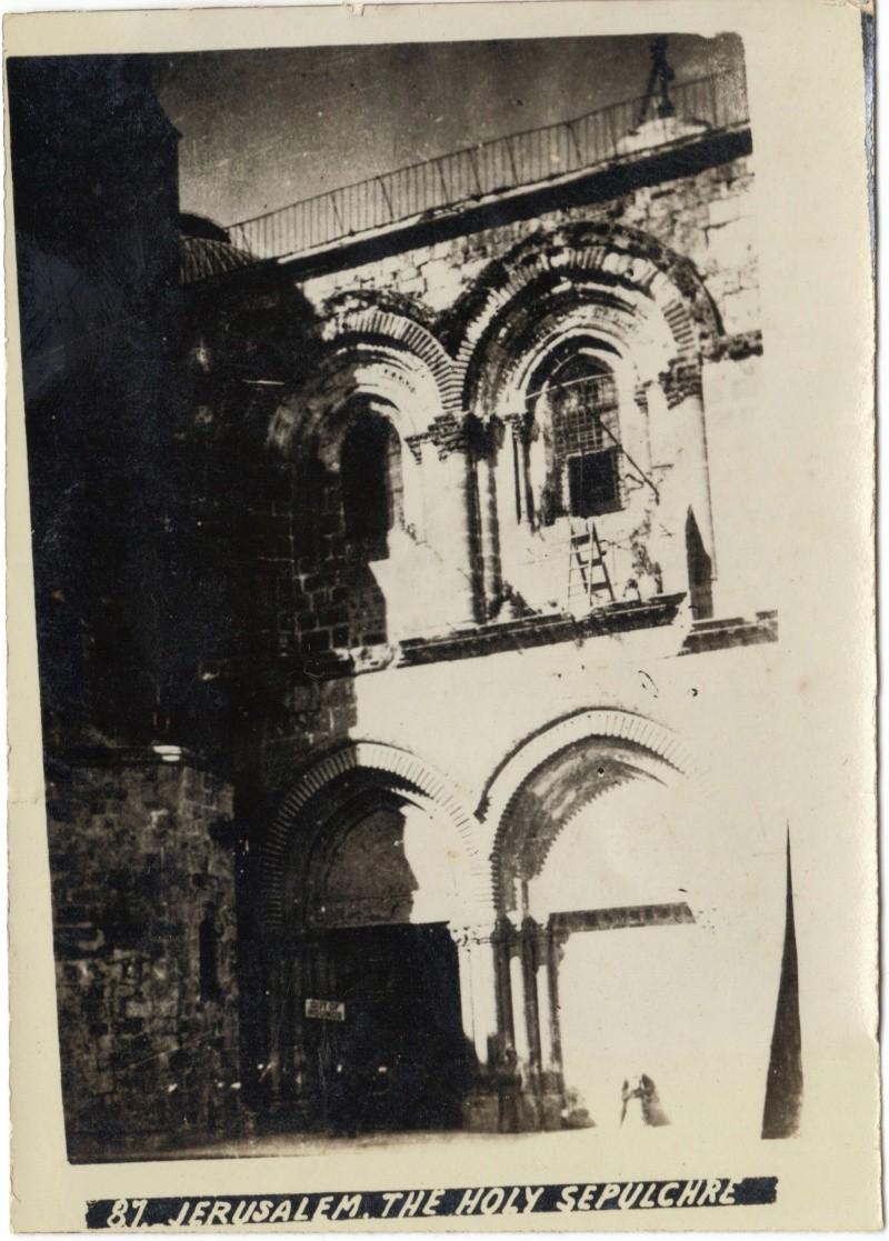 Album photos d'un soldat britannique en Egypte, Palestine, Syrie (,..) en 1918 The_ho10