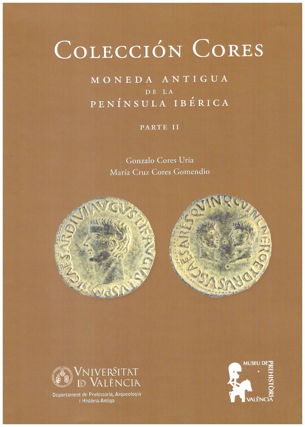 Libro de moneda antigua de la colección Cores 15605210
