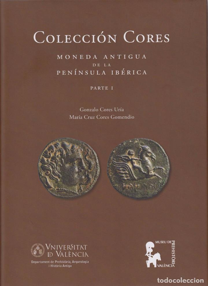 Libro de moneda antigua de la colección Cores 88998310