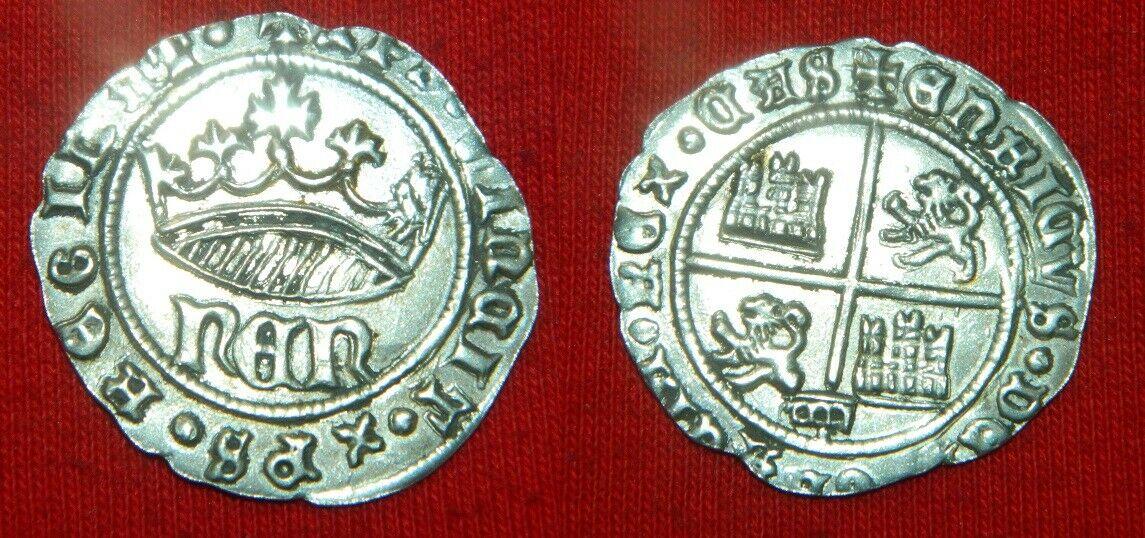 Real de Enrique IV en eBay falso S-l16010