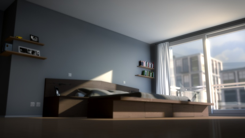 [W.I.P] Bedroom Bedroo14