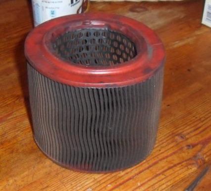 Fabrication d'un filtre à air pour /5 ou /6 à l'Africaine  ;-) Sam_2820