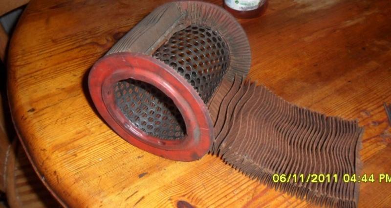 Fabrication d'un filtre à air pour /5 ou /6 à l'Africaine  ;-) Sam_2822