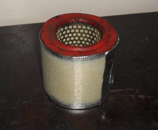 Fabrication d'un filtre à air pour /5 ou /6 à l'Africaine  ;-) Sam_3117