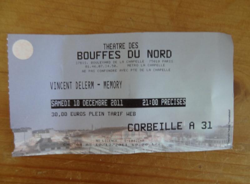 Vincent Delerm aux Bouffes du Nord, du 6 au 30 décembre 2011 (SPOILER !!!) - Page 3 111