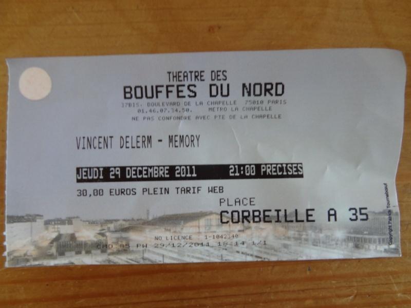 Vincent Delerm aux Bouffes du Nord, du 6 au 30 décembre 2011 (SPOILER !!!) - Page 3 310