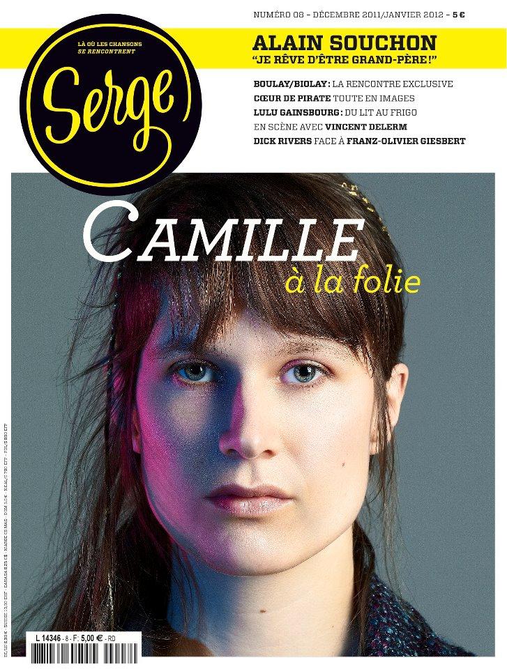 Serge, nouveau magazine en kiosque - Page 2 38882510