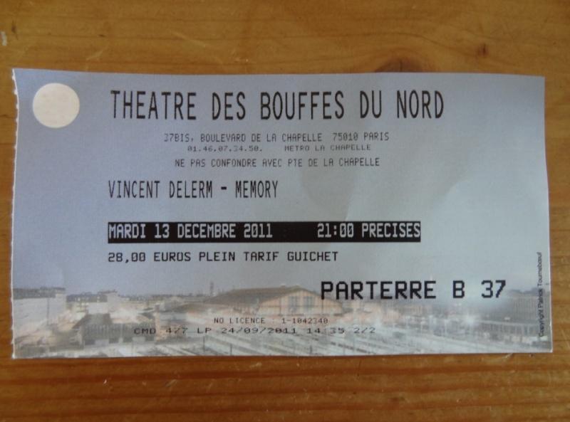 Vincent Delerm aux Bouffes du Nord, du 6 au 30 décembre 2011 (SPOILER !!!) - Page 3 510