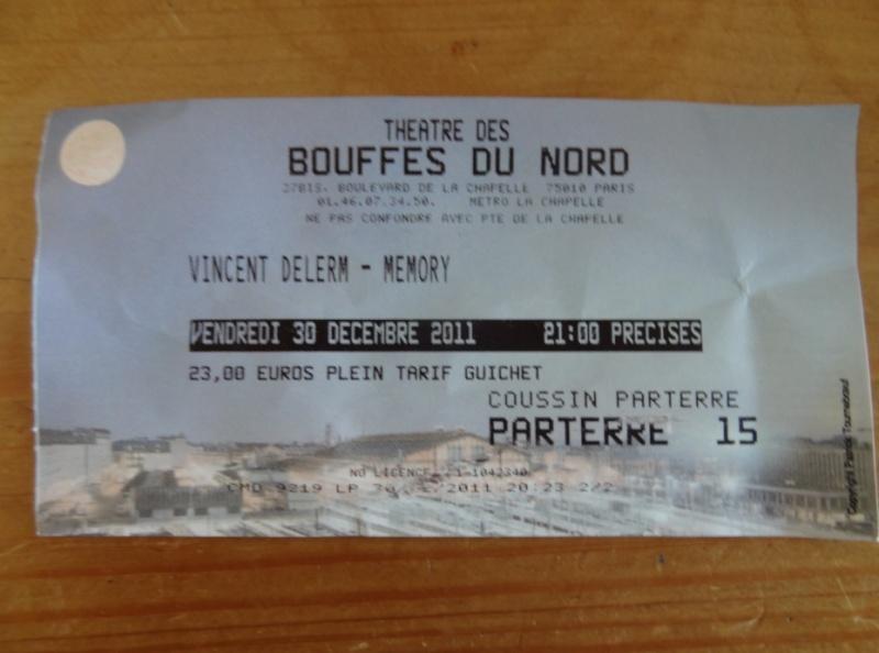 Vincent Delerm aux Bouffes du Nord, du 6 au 30 décembre 2011 (SPOILER !!!) - Page 3 610