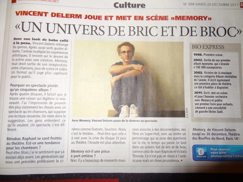 Vincent dans la presse - Page 5 Dsc00710
