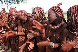 les peuples du monde Namibi16