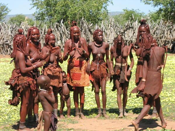 les peuples du monde Namibi18
