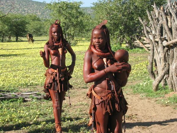 les peuples du monde Namibi19