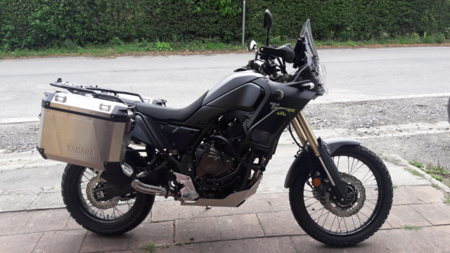 Sabot moteurTouratech pour Ténéré 700 20200727