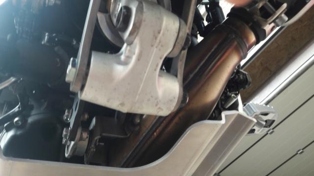 Sabot moteurTouratech pour Ténéré 700 20200729