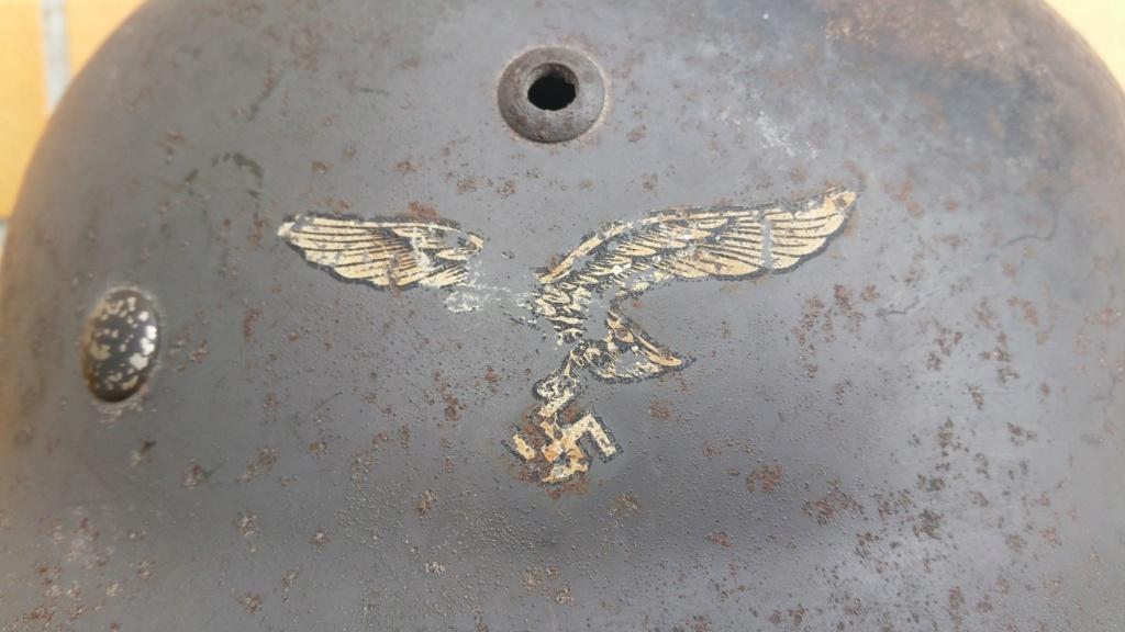Les casques de la Luftwaffe 20160812