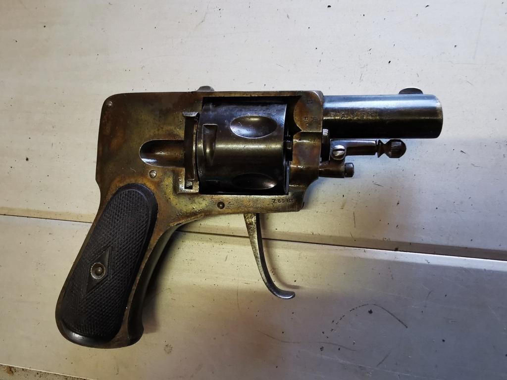 Identification et estimation de vieilles armes. Img_2291