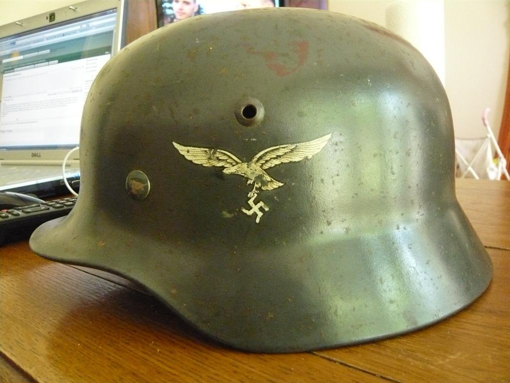 Les casques de la Luftwaffe P1030310