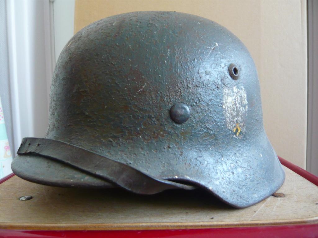 Les ( nos )casques de la Kriegsmarine P1070721