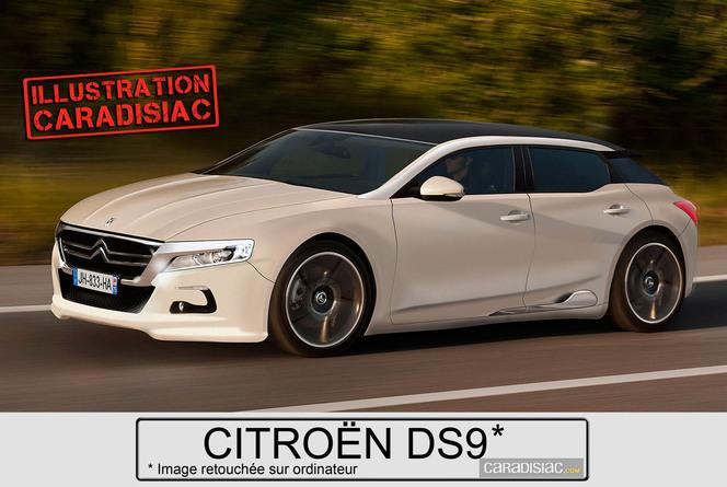 201? - [RUMEUR] Citroën DS9 - Page 39 T98611