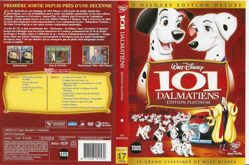 """Jaquettes des DVD """"Benelux"""" L101d10"""