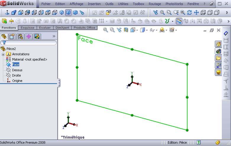 Débuter avec SolidWorks 01_0310