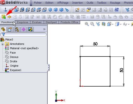 Débuter avec SolidWorks 01_1010
