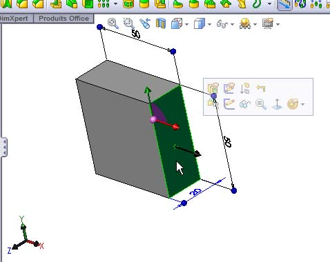 Débuter avec SolidWorks 02-0110