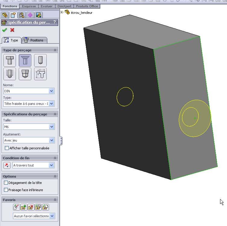 Débuter avec SolidWorks 03-0410
