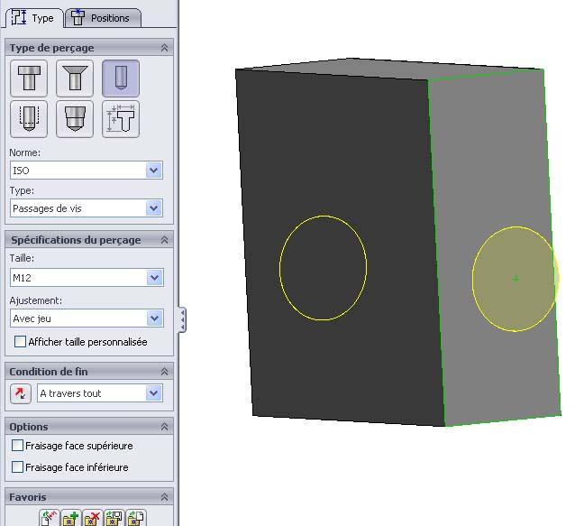 Débuter avec SolidWorks 03-0610