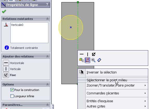 Débuter avec SolidWorks 03-0910