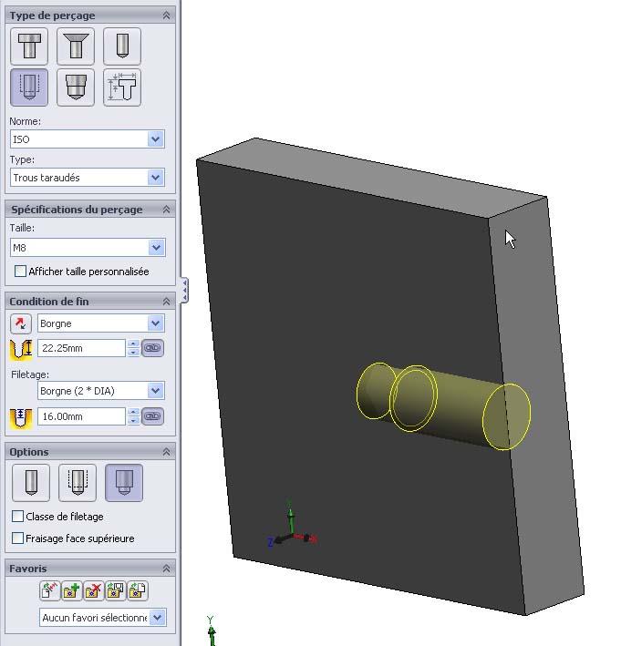 Débuter avec SolidWorks 03-1210