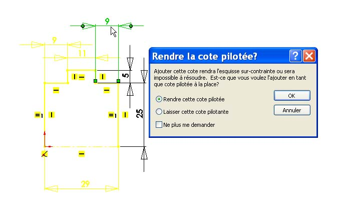 Débuter avec SolidWorks 04-0710
