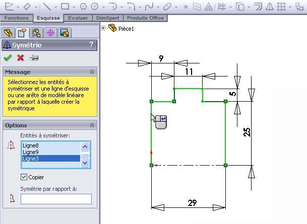 Débuter avec SolidWorks 04-0810