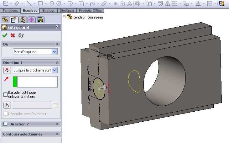 Débuter avec SolidWorks 04-1410