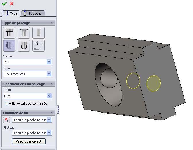 Débuter avec SolidWorks 04-1510