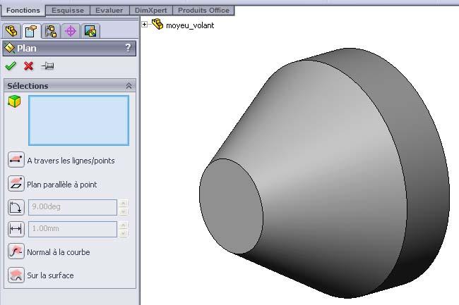 Débuter avec SolidWorks 05-0410