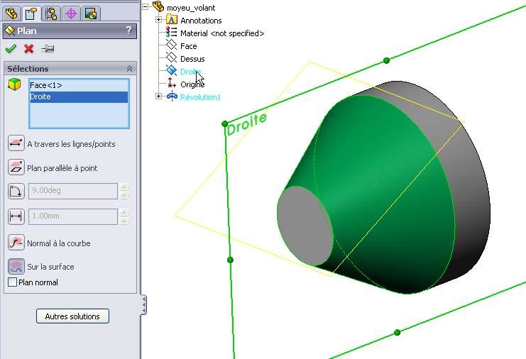 Débuter avec SolidWorks 05-0510