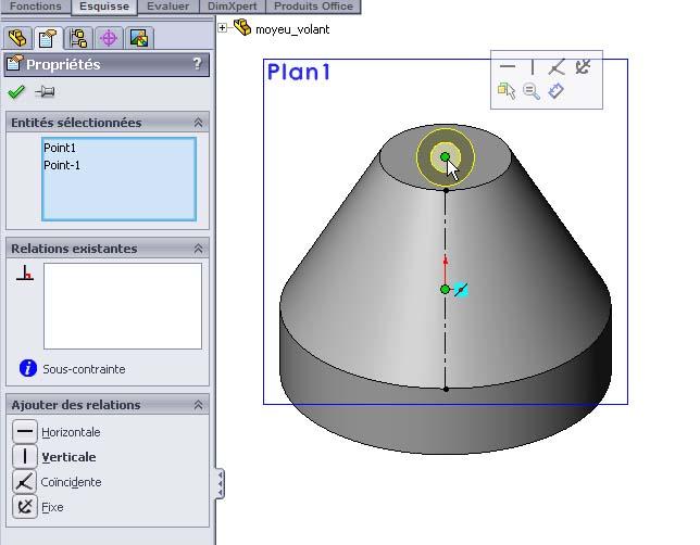 Débuter avec SolidWorks 05-0810