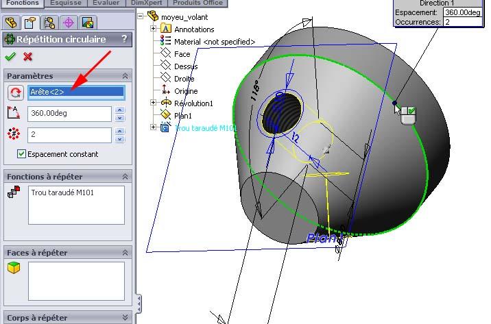 Débuter avec SolidWorks 05-1110