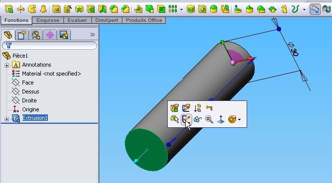 Débuter avec SolidWorks 06-0210
