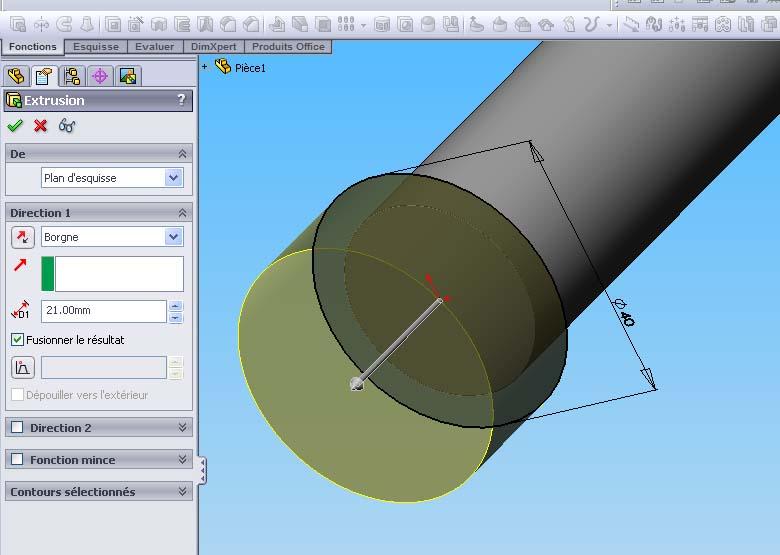 Débuter avec SolidWorks 06-0310